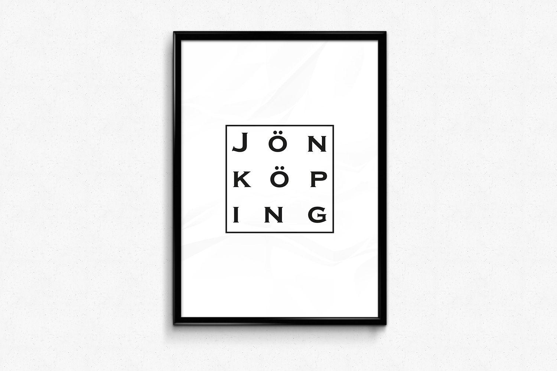 Jönköping poster