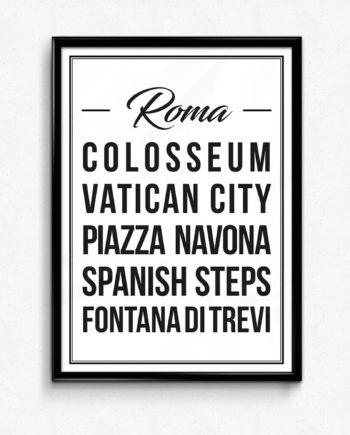 rom poster