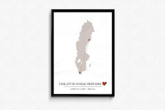 Kärlekskartan
