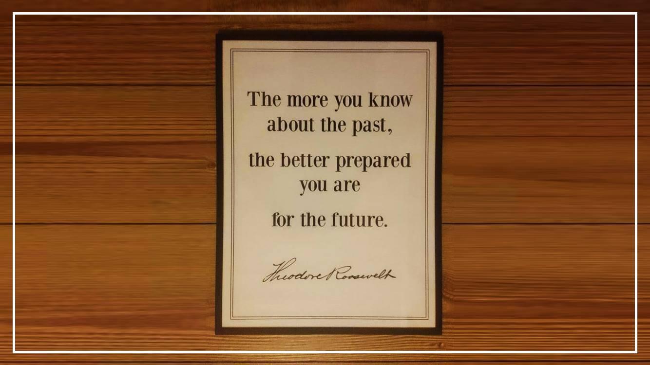 Theodore Roosvelt poster