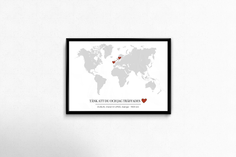 karlekskartan värld