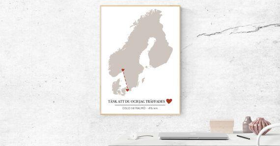 karlekskartan norden