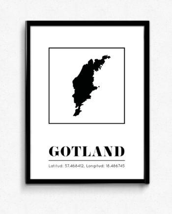 Gotland poster