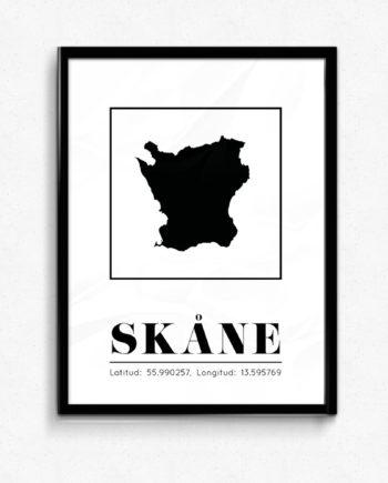 Skåne poster