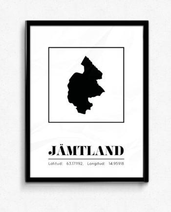 Jämtland poster