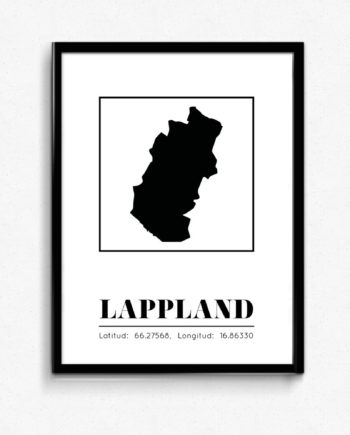 lappland poster