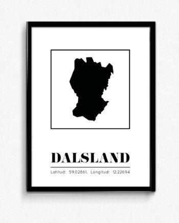 dalsland poster