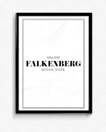 falkenberg poster