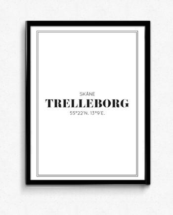 trelleborg poster