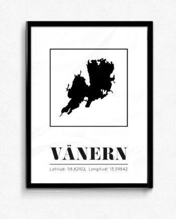Vänern poster
