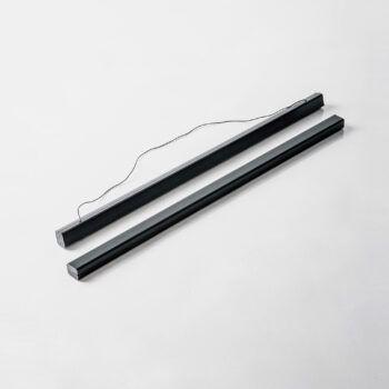 posterhängare 50cm svart